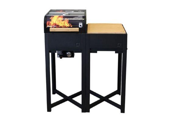 OneQ   Buitenkeuken Flame Set   Zwart