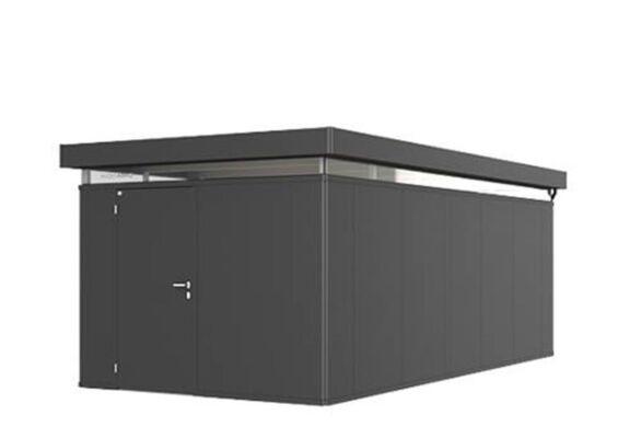 Biohort   Berging CasaNova 3 x 6   Deur Linksdraaiend   Donkergrijs-Metallic