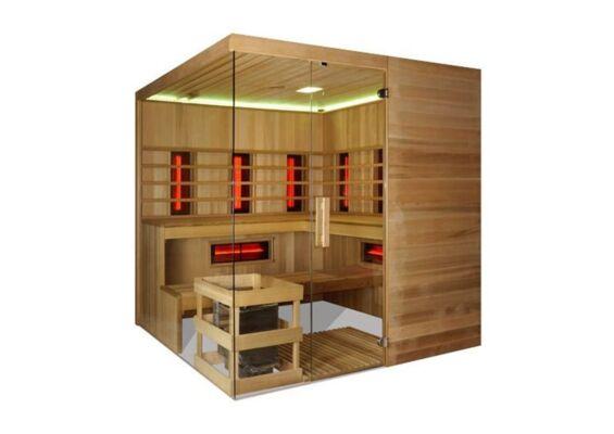 Combi Sauna Pyry