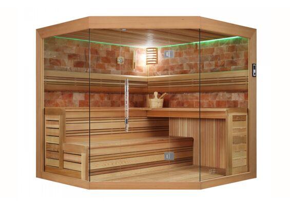 Sauna Marriot 200 Red cedar - Fonteyn