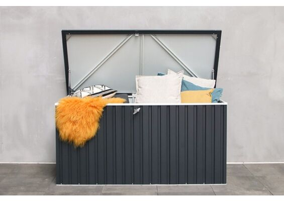 Fonteyn | Opbergbox 1450 liter | Antraciet