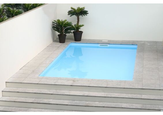 Fonteyn | Polypropyleen Zwembad 400 x 250 x 150 cm