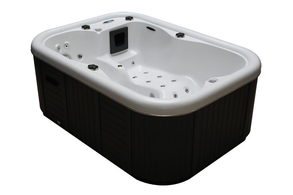 Jacuzzi spa 3 personen whirlpool aussenwhirlpool tenerife - Soft tube whirlpool ...