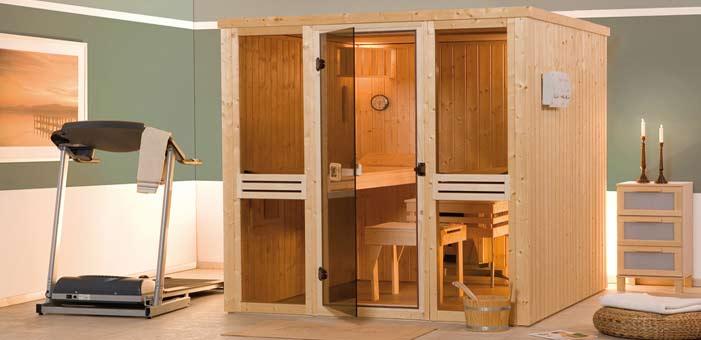Infrarood cabines: Bekijk onze ruime aanbod sauna's en infrarood cabines!