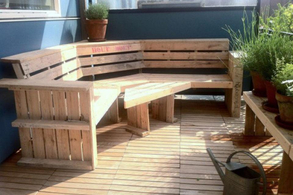 Super Blog - Hoe maak ik mijn eigen pallet meubels? WM57