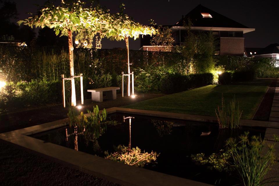 Blog welke tuinverlichting heb je nodig - Buitenverlichting design tuin ...