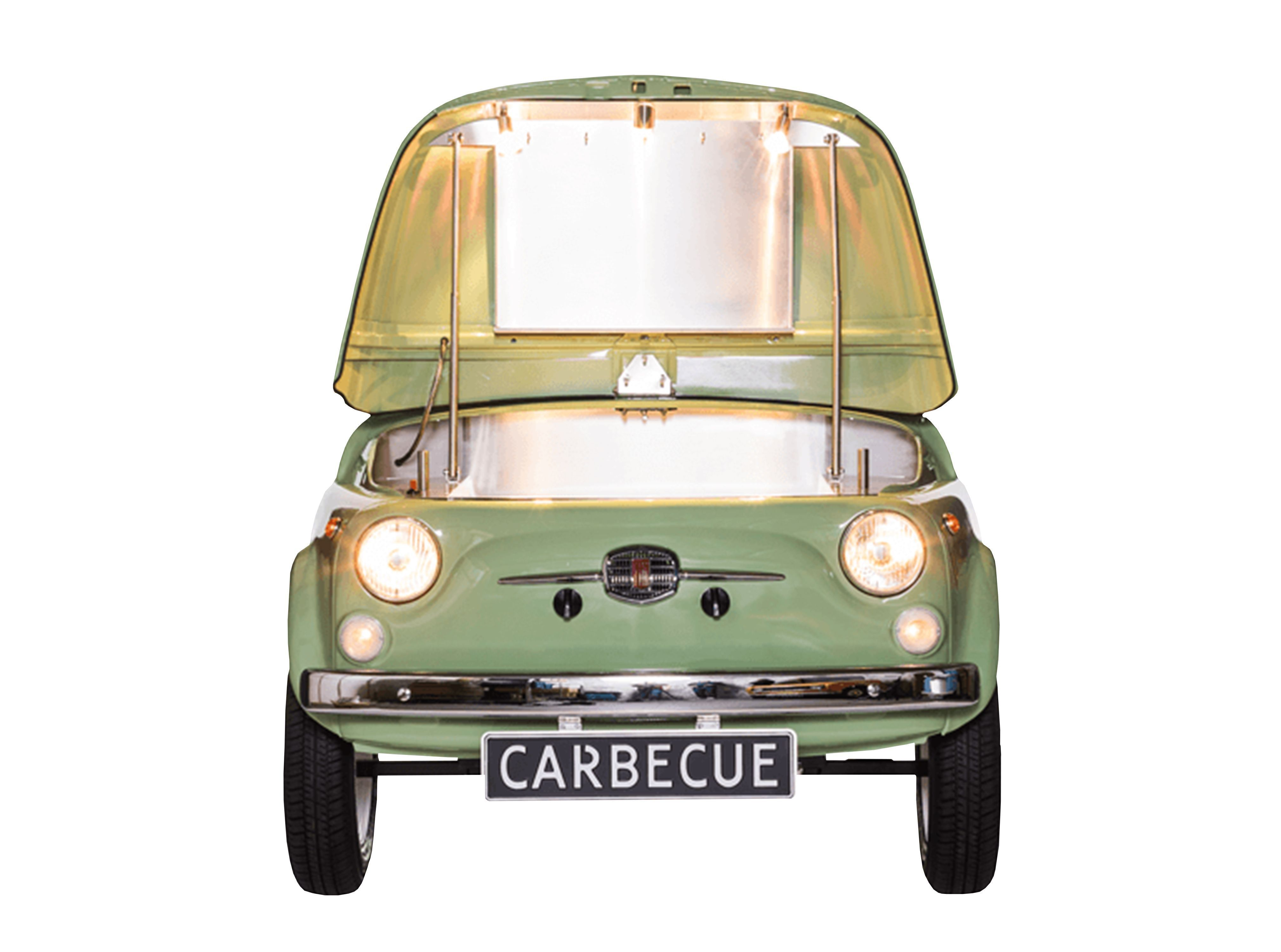Carbecue | Fiat 500