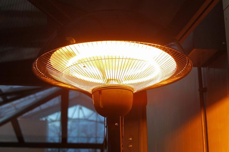 Fonteyn Heater Porto 1500 watt
