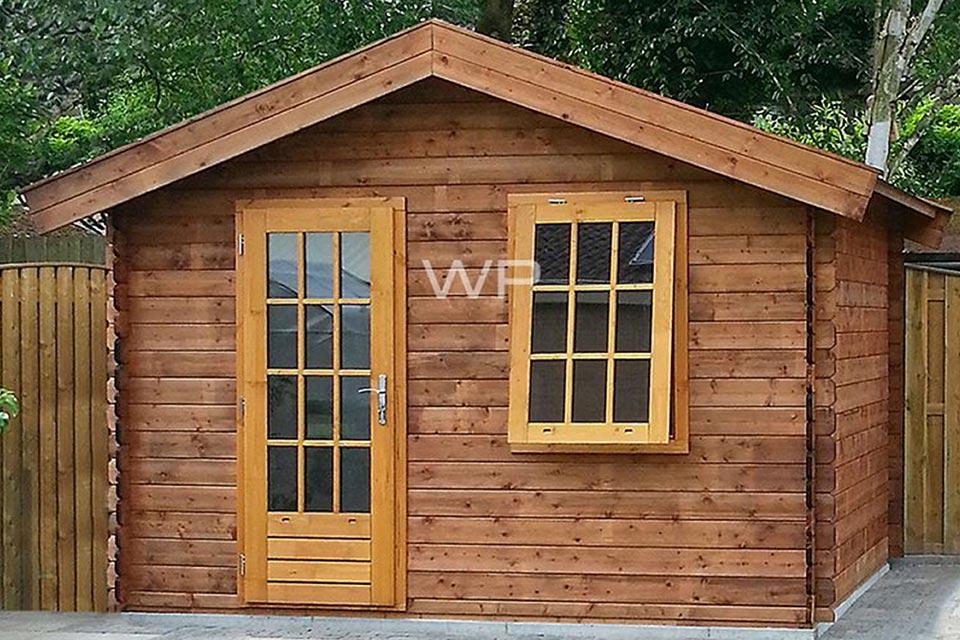 Woodpro | Blokhut 26170