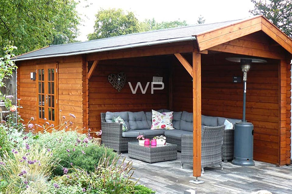 Woodpro Blokhut 26284