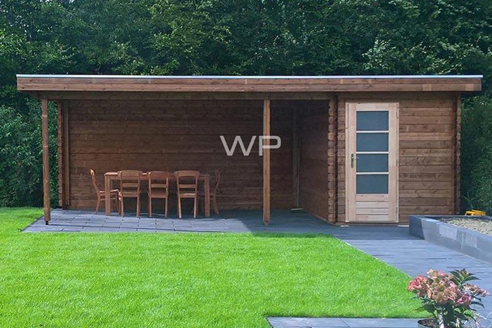 Woodpro Blokhut 26351