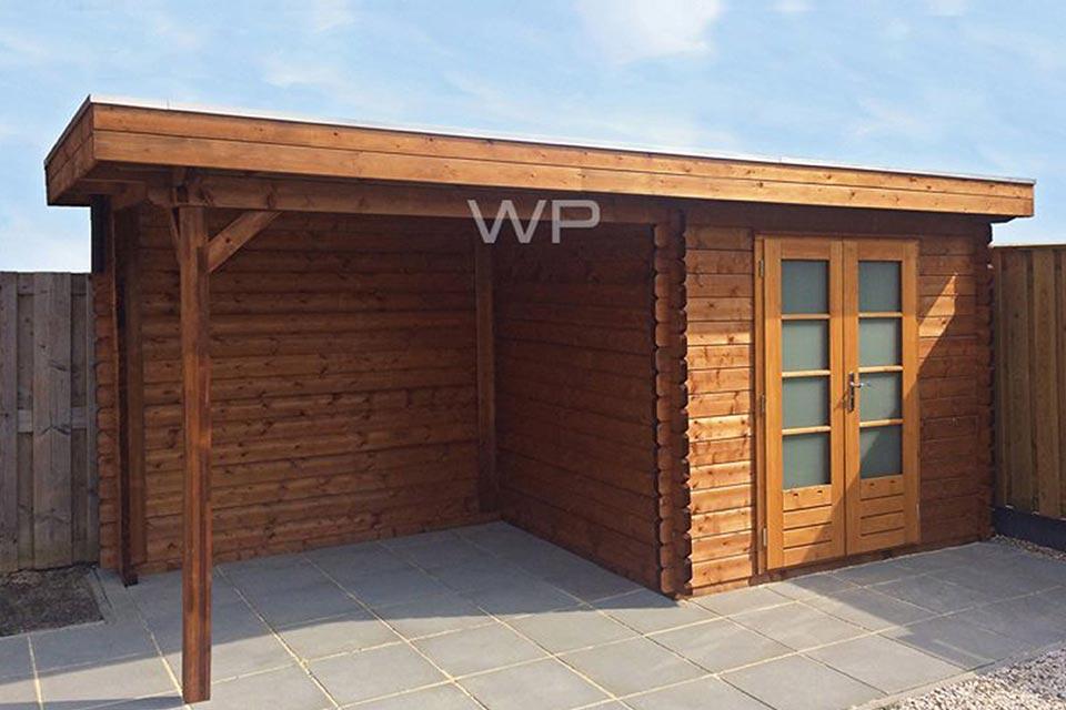 Woodpro Blokhut 26405