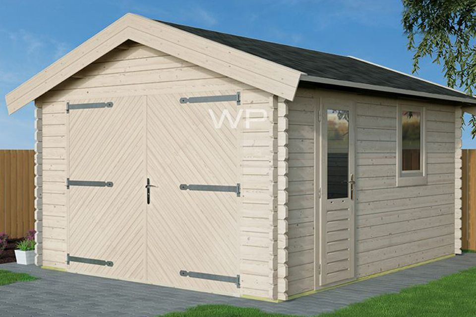 Woodpro Garage 26454