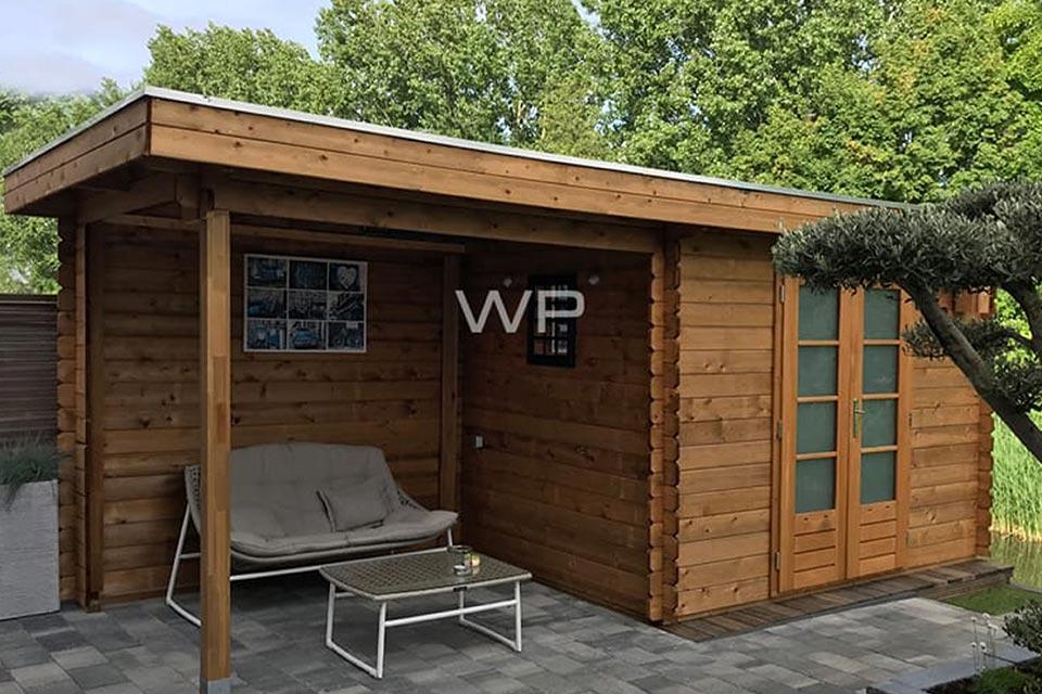 Woodpro Blokhut 26561