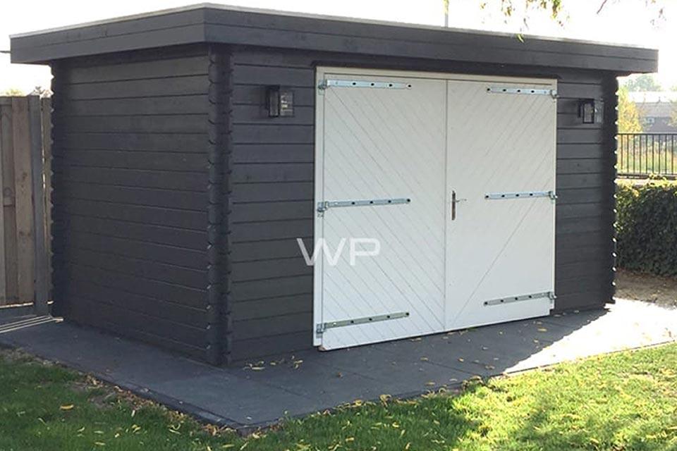 Woodpro Garage 27598