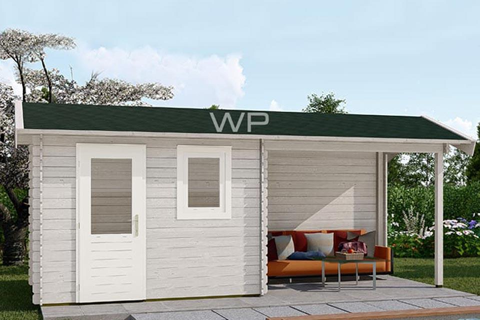 Woodpro Blokhut 28010