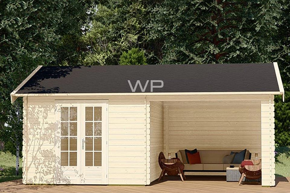 Woodpro Blokhut 28014