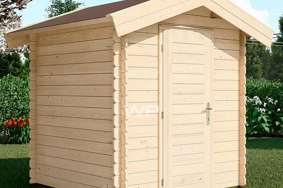 Woodpro Blokhut 28016