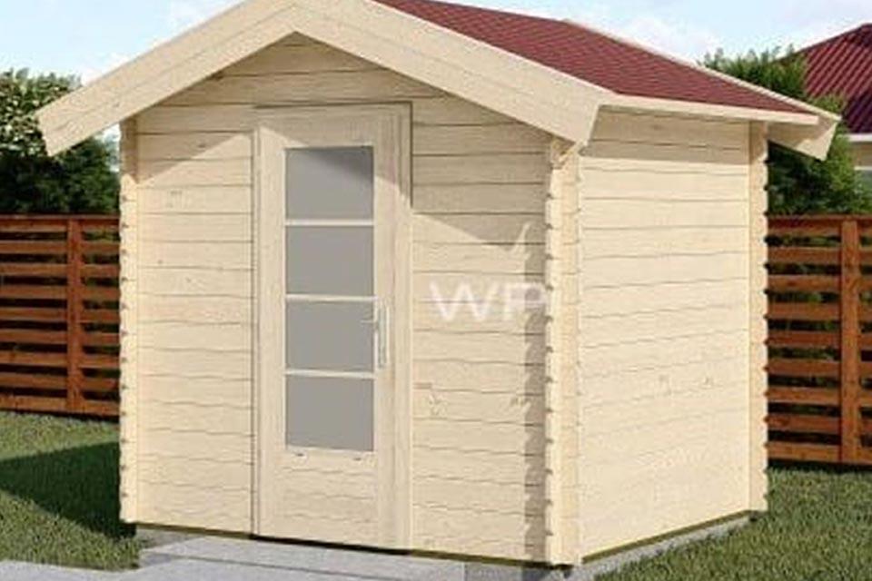 Woodpro Blokhut 28017