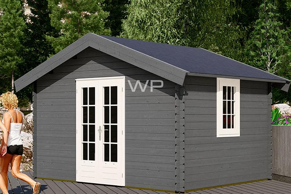Woodpro Blokhut 28020