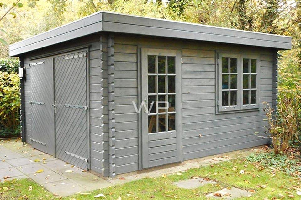 Woodpro Garage 28028
