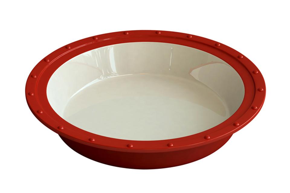 Tuinoven Fornetto Deep Pizza Pan