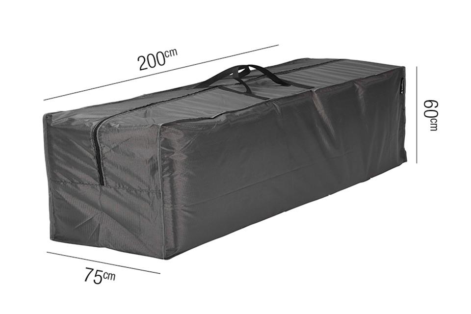 AeroCover | Kussentas 200 x 75 x 60(h) cm