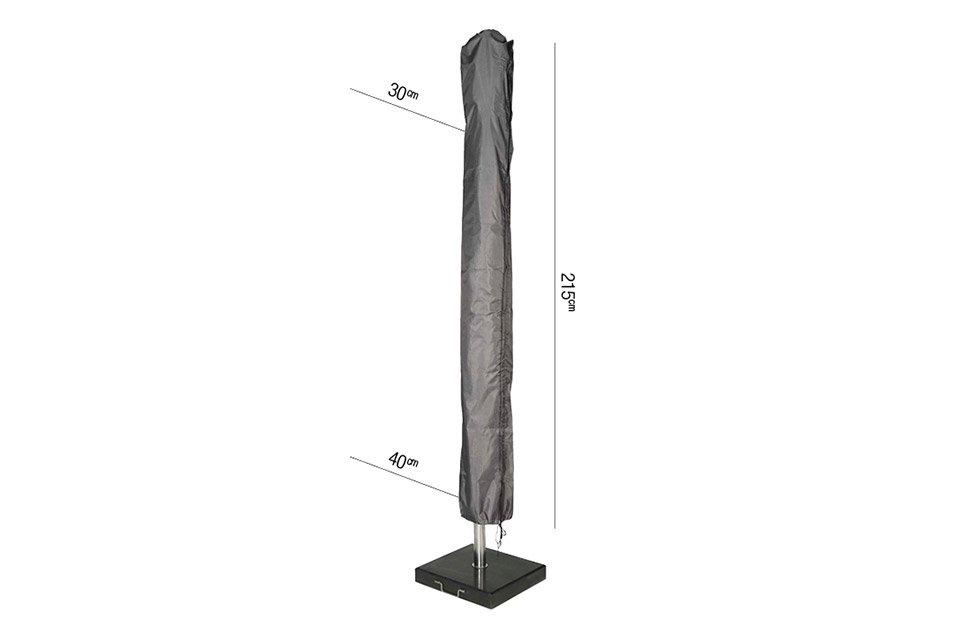 AeroCover | Parasolhoes 215(h) x 30-40 cm