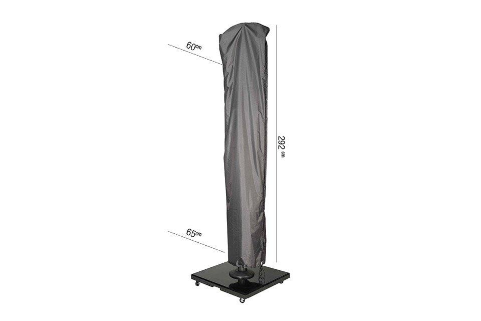 AeroCover | Zweefparasolhoes 292(h) x 60-65 cm