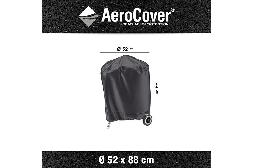 AeroCover   Afdekhoes BBQ Ø47 cm