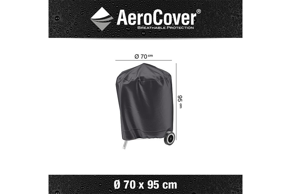 AeroCover   Afdekhoes BBQ Ø67 cm