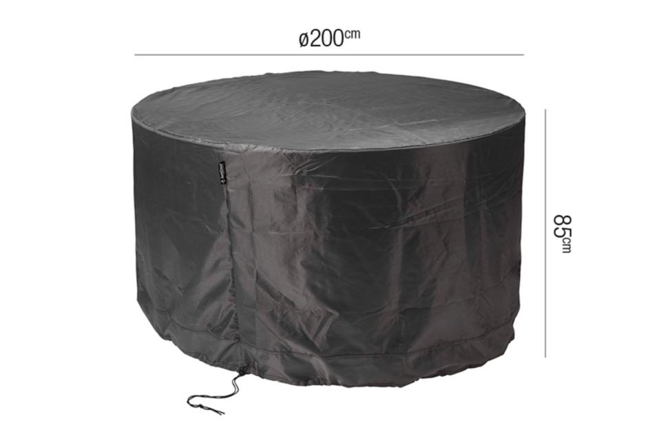 AeroCover | Tuinsethoes Ø200 x 85(h) cm