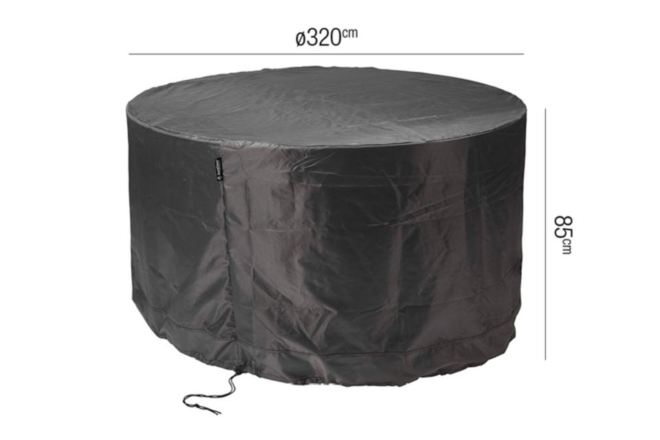 AeroCover | Tuinsethoes Ø320 x 85(h) cm
