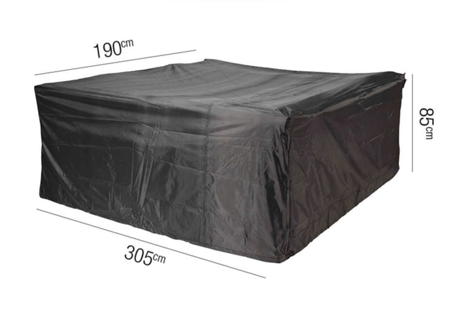AeroCover | Tuinsethoes 305 x 190 x 85(h) cm
