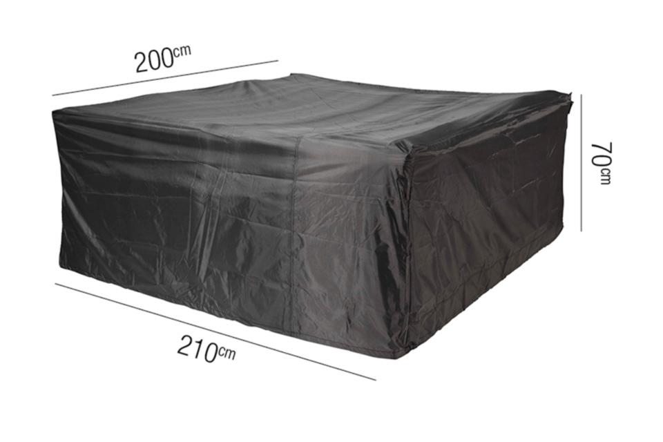 AeroCover | Loungesethoes 210 x 200 x 70(h) cm