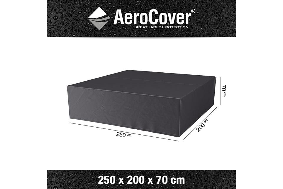AeroCover | Loungesethoes 250 x 200 x 70(h) cm