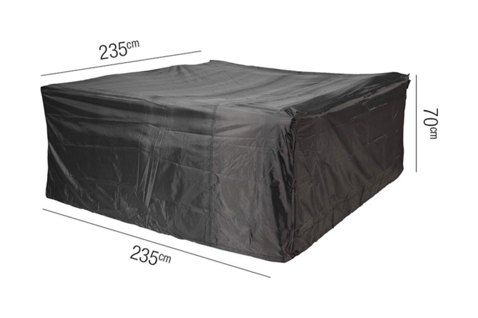 AeroCover | Loungesethoes 235 x 235 x 70(h) cm