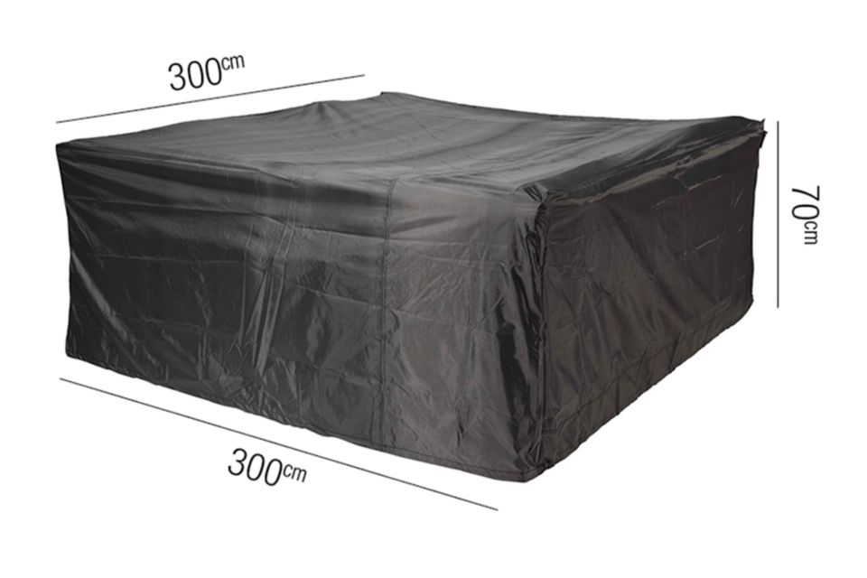 AeroCover | Loungesethoes 300 x 300 x 70(h) cm