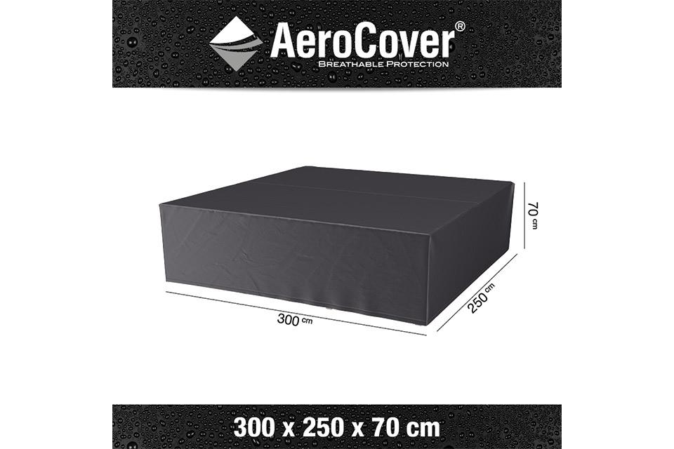 AeroCover | Loungesethoes 300 x 250 x 70(h) cm