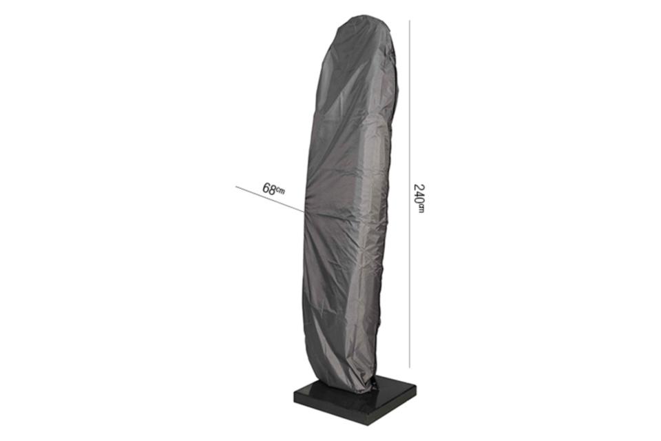 AeroCover | Zweefparasolhoes 240(h) x 68 cm