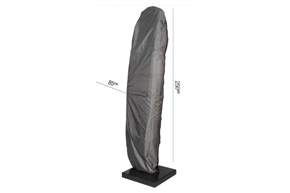 AeroCover | Zweefparasolhoes XL 250(h) x 85 cm