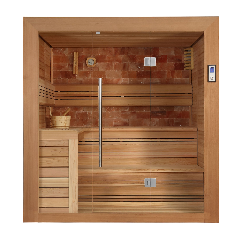 Fonteyn | Sauna Luxor 200 | Red Cedar