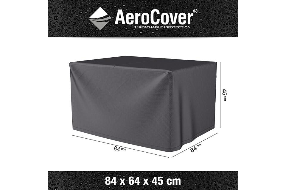 AeroCover Vuurtafelhoes 84x64xH45 cm