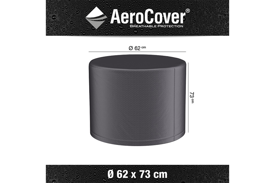 AeroCover | Afdekhoes Vuurtafel Ø62 x 73(h) cm