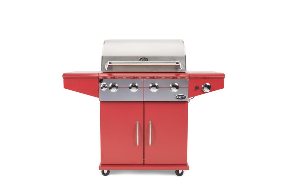 Boretti | Davinci Gas Outdoor Kitchen | Rood