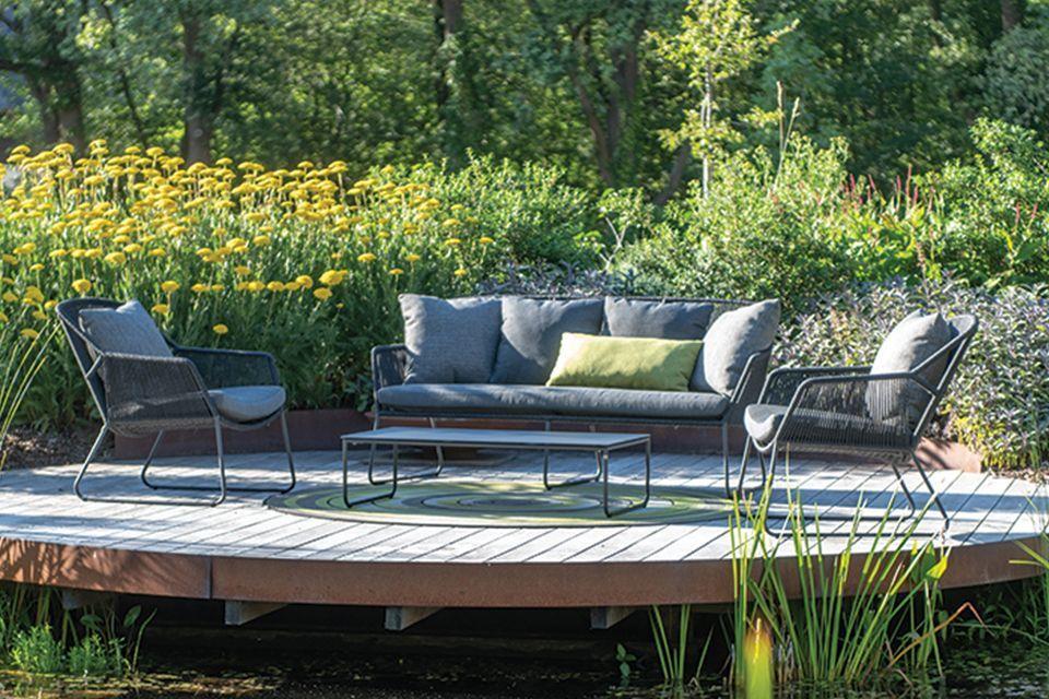 4 Seasons Outdoor | Loungeset Accor