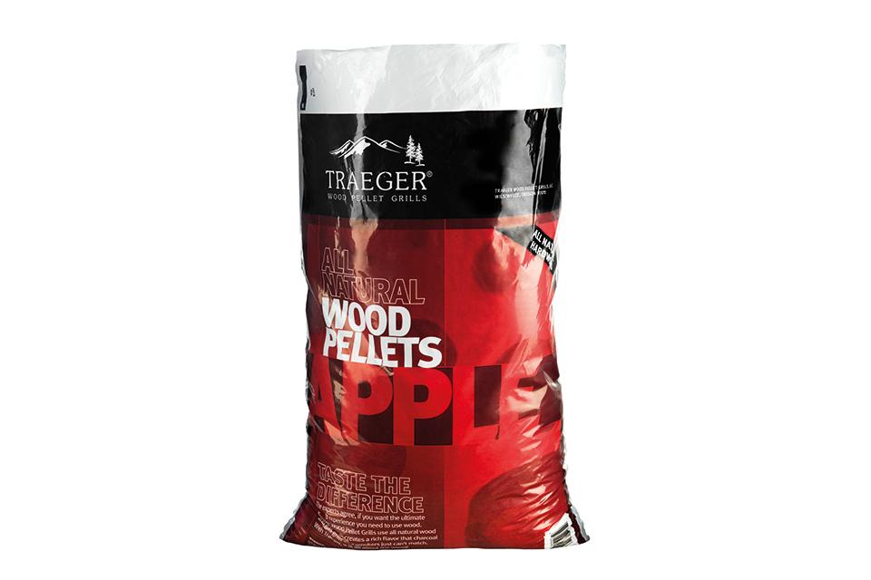 Traeger | Apple BBQ Pellets | 9 kg