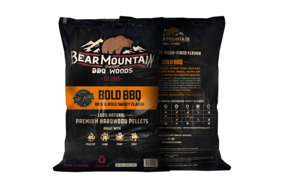 Bear Mountain | Bold Pellets | 9,07kg