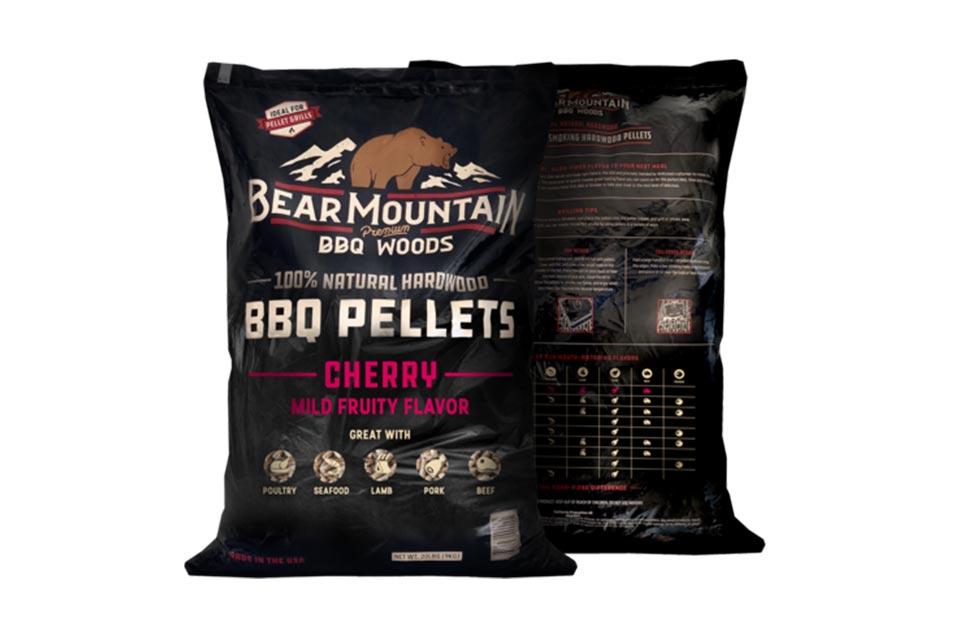 Bear Mountain | Cherry Pellets | 9,07kg