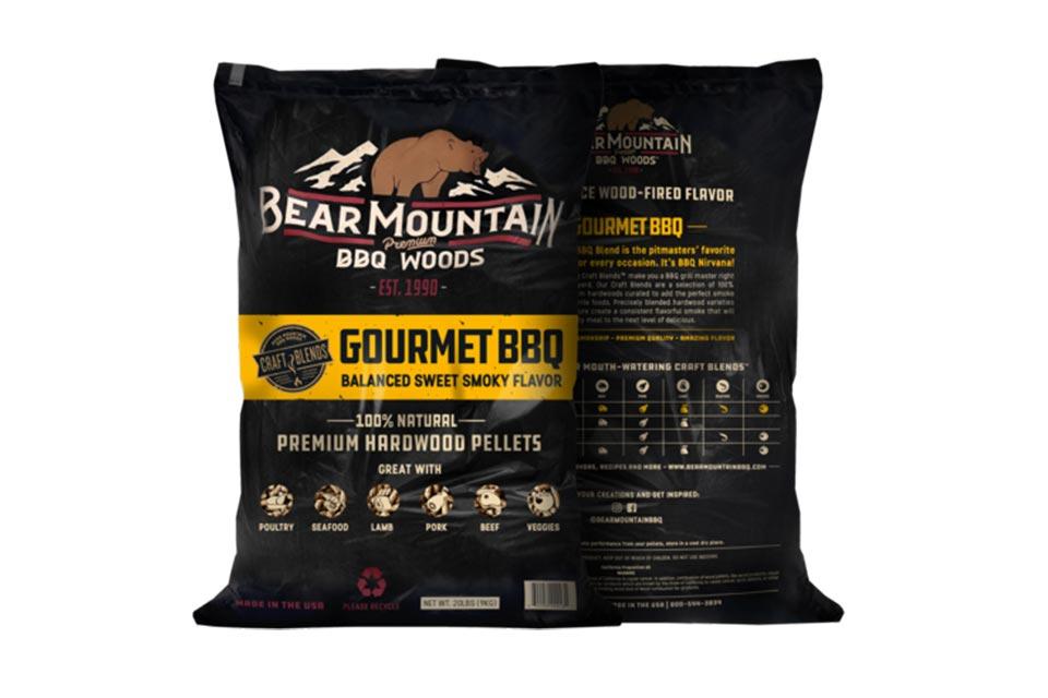 Bear Mountain | Gourmet Blend Pellets | 9,07kg